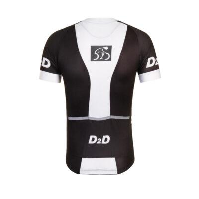 D2D Jersey V1 White Back