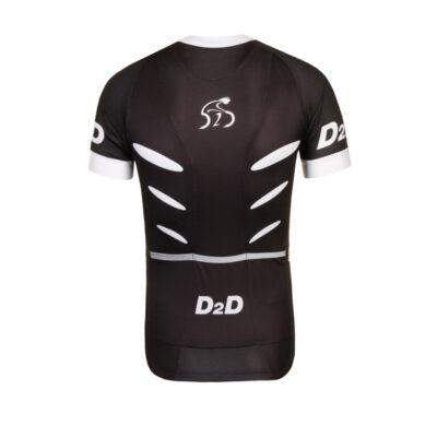 D2D Jersey V2 White Back
