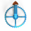 Pedal North Logo