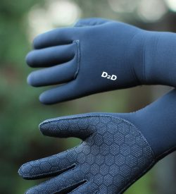 Neoprene Long Finger Gloves