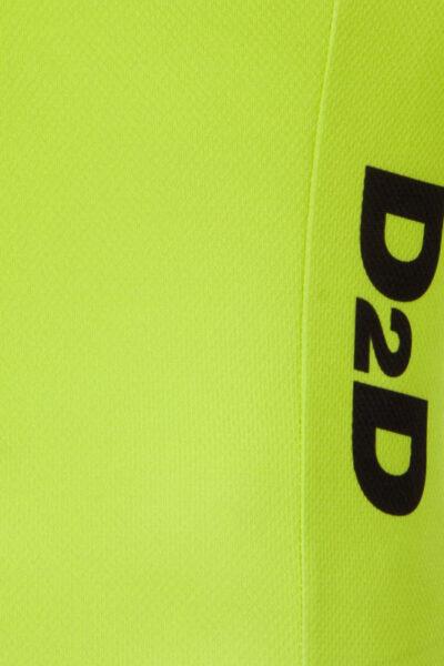 D2D Jersey V1 Fluro Detail