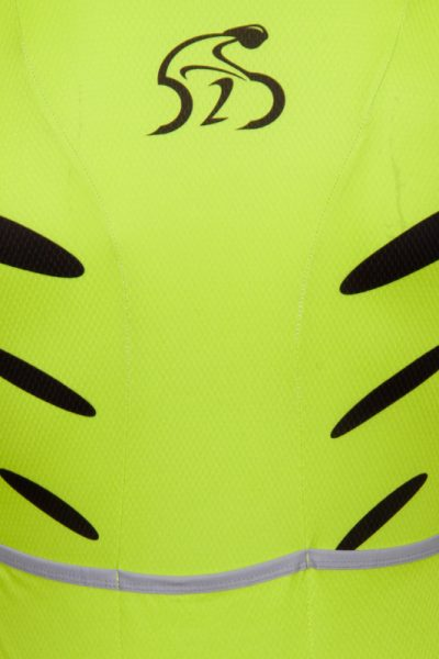 D2D Jersey V2 Fluro Detail