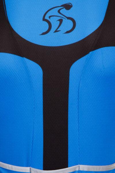 D2D Jersey V3 Blue Detail