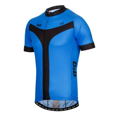 Men's Short Sleeve Cycling Jersey - V2 BlueMen's Short Sleeve Cycling Jersey - V3 Blue