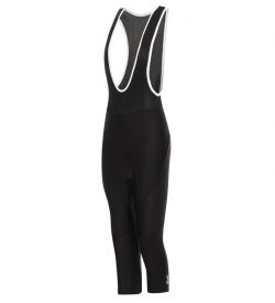 D2D Ladies Cycling Bib Tights - 3/4 Length
