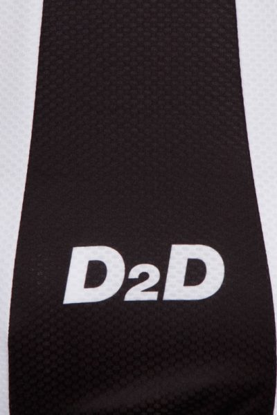 D2D Ladies Wind Gilet Detail