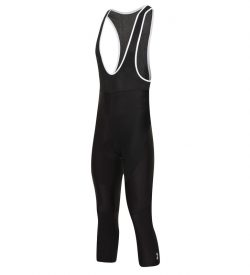 D2D Mens Classic Cycling Bib Tights - 3/4 Length