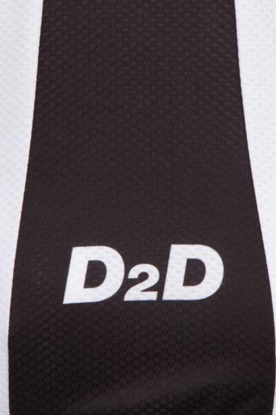 D2D Mens Wind Gilet Detail