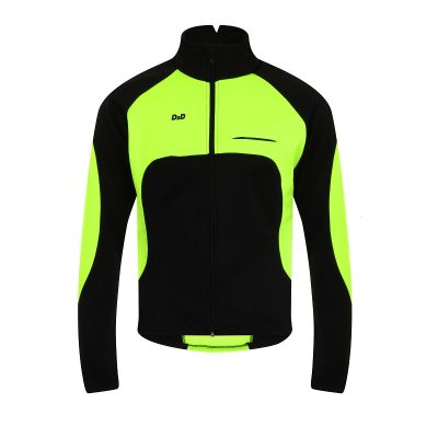 Men's Wintershield II Winter Cycling Jacket - Front