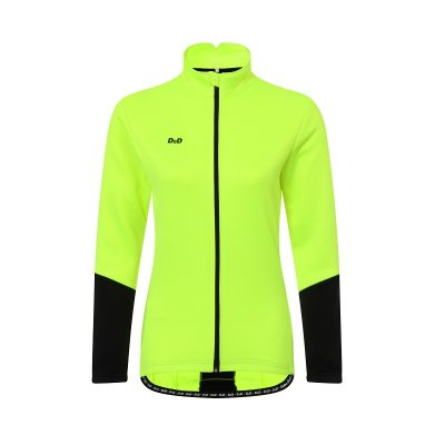 Ladies Coldshield Roubaix Jersey - Front