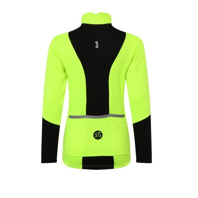Ladies Coldshield Roubaix Jersey - Back