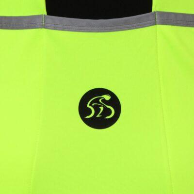 Ladies Coldshield Roubaix Jersey - Detail