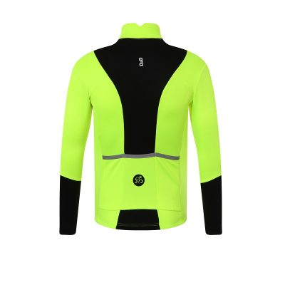 Men's Coldshield Roubaix Jersey - Back