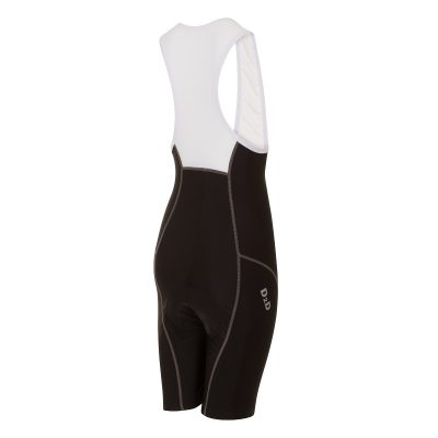 Ladies Classic III bib shorts rear
