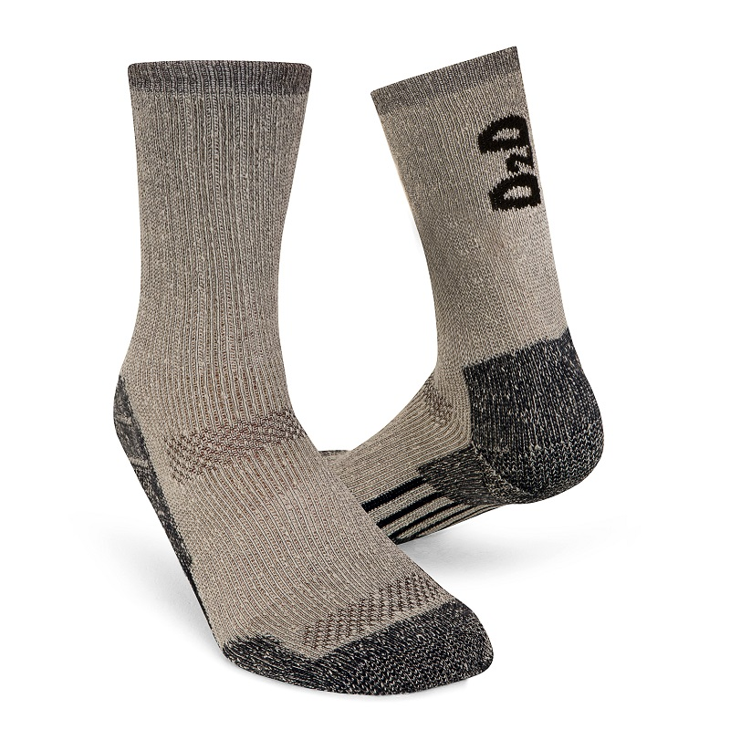 Road Bike Clothing - Defcon1 Merino Winter Cycling Sock