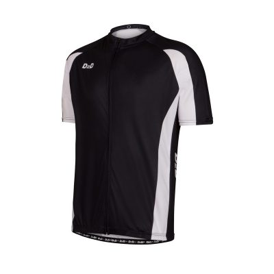 p1s white mens plus size cycling jersey front