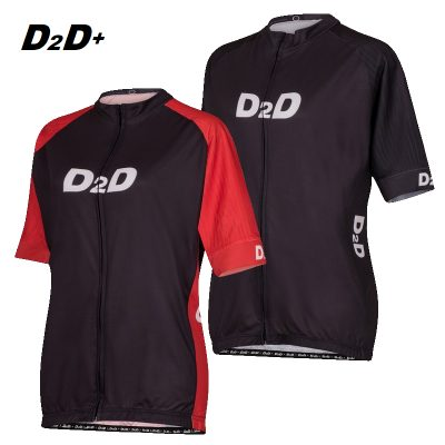 women's plus size cycling jersey