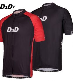 men's plus size cycling jersey