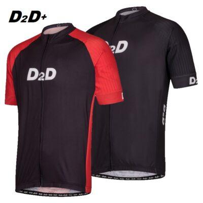 men's plus size cycling jersey