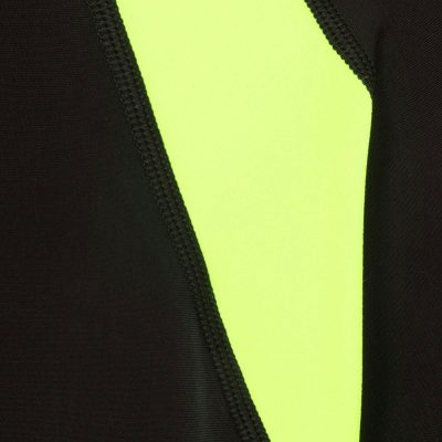 roubaix cycling jersey fluoro panel