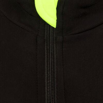 roubaix cycling jersey fluoro zip