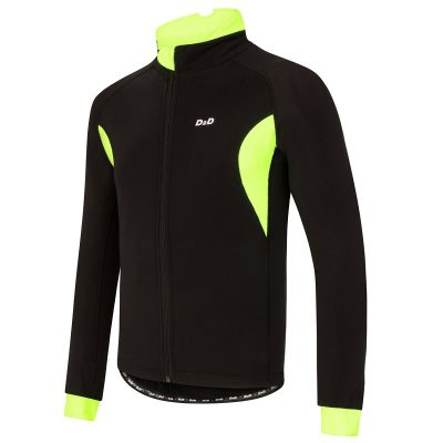 mens plus size roubaix cycling jersey fluoro front