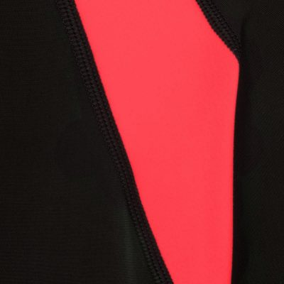 roubaix cycling jersey red panel