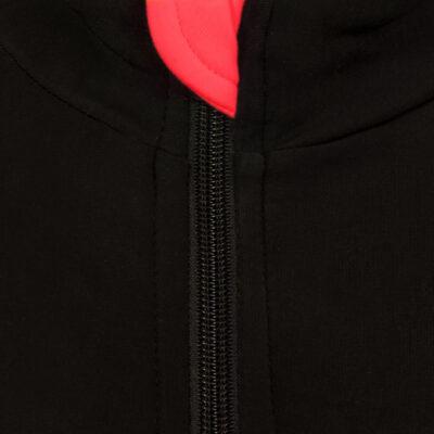 roubaix cycling jersey red zip