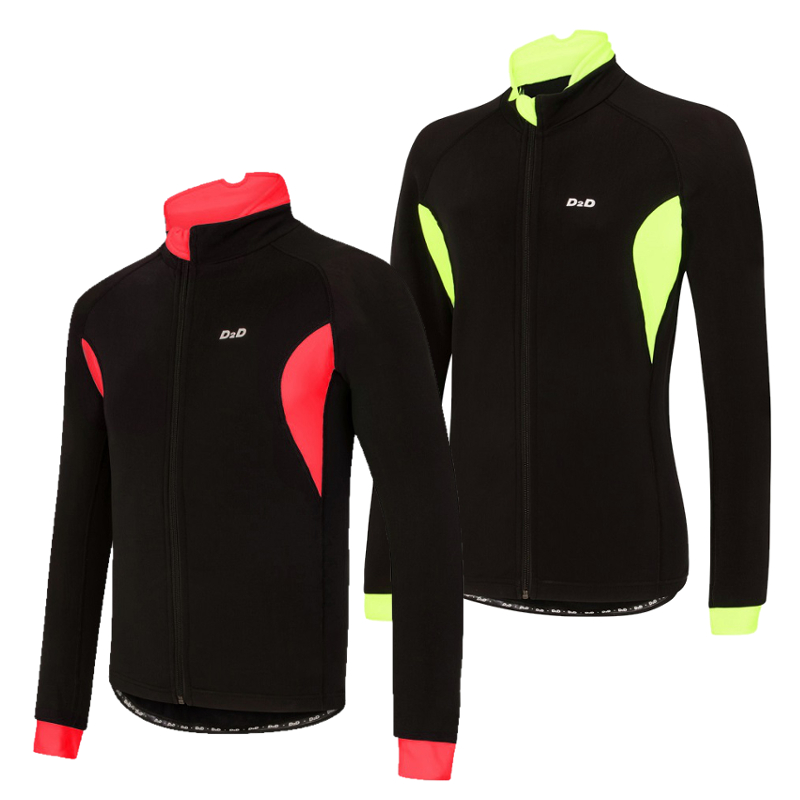 Cycling Clothing - Long Sleeve Cycling Jersey