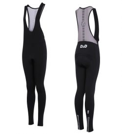 ladies thermal bib tights