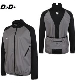 ladies plus size cycling jacket