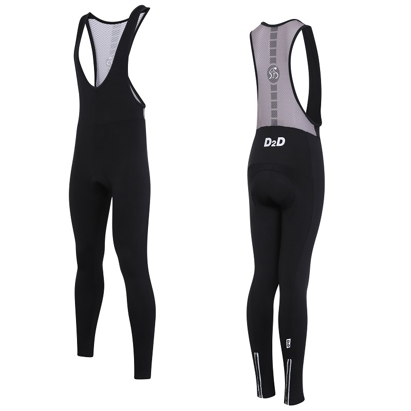 Cycling Clothing - Cycling Winter Bib Tights