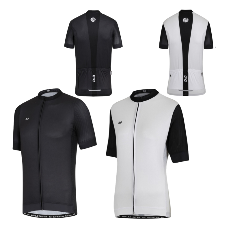 Cycling Clothing - Short Sleeve Cycling Jersey