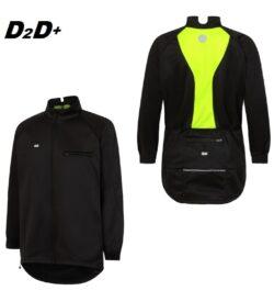plus size softshell jacket