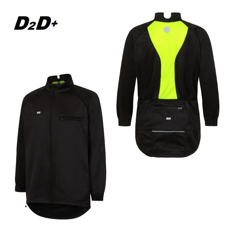 Cycling Clothing - plus size cycling jacket