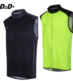 plus size windproof gilet