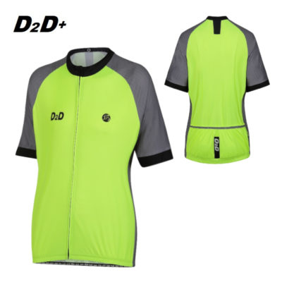 ladies plus size short sleeve jersey