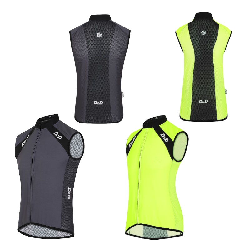 Cycling Clothing - Windproof cycling gilet