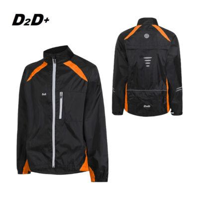 ladies windproof cycling jacket