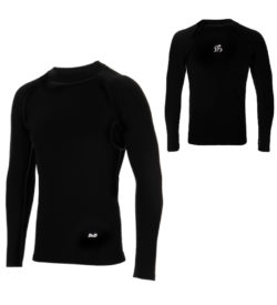 cycling thermal base layer