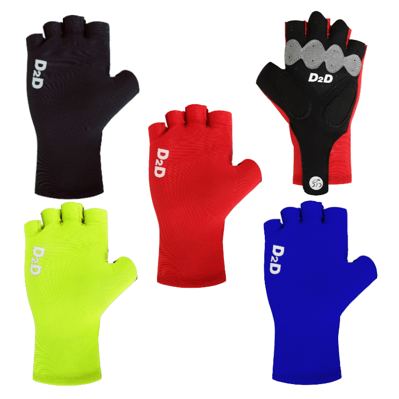 Cycling Clothing - fingerless gloves