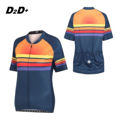 ladies plus cycling jersey