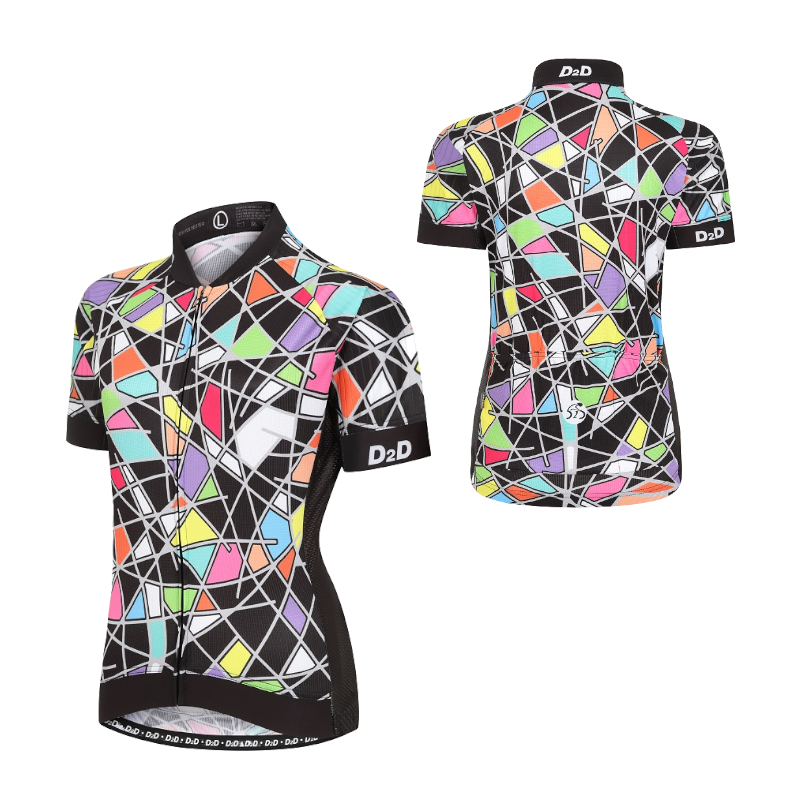 Cycling Clothing - ladies cycling jersey