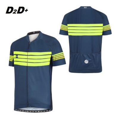 men's plus cycling jersey
